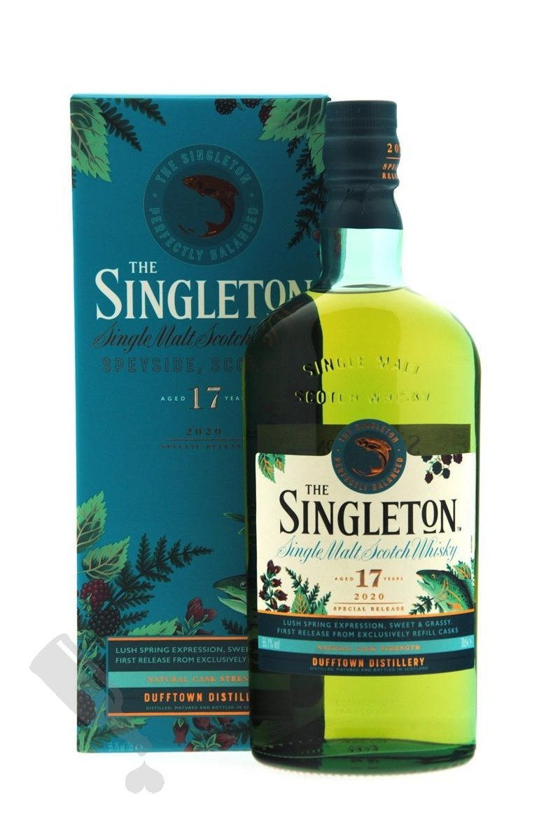 The Singleton of Dufftown 17 years 2020 Special Release