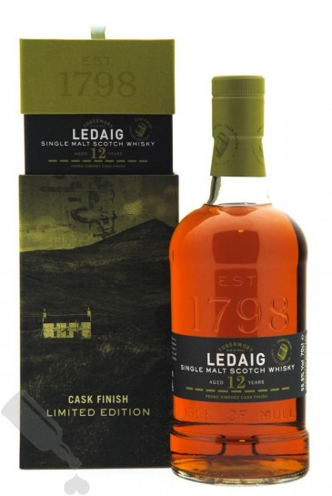 Ledaig 12 years Pedro Ximenez Cask Finish
