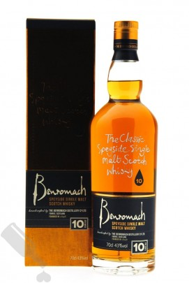 Benromach 10 years