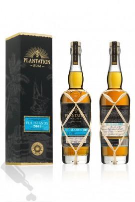 Fiji Islands 2009 - 2020 Plantation Rum Single Cask Kilchoman Peated Whisky Maturation