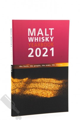 Malt Whisky Yearbook 2021 - Ingvar Ronde