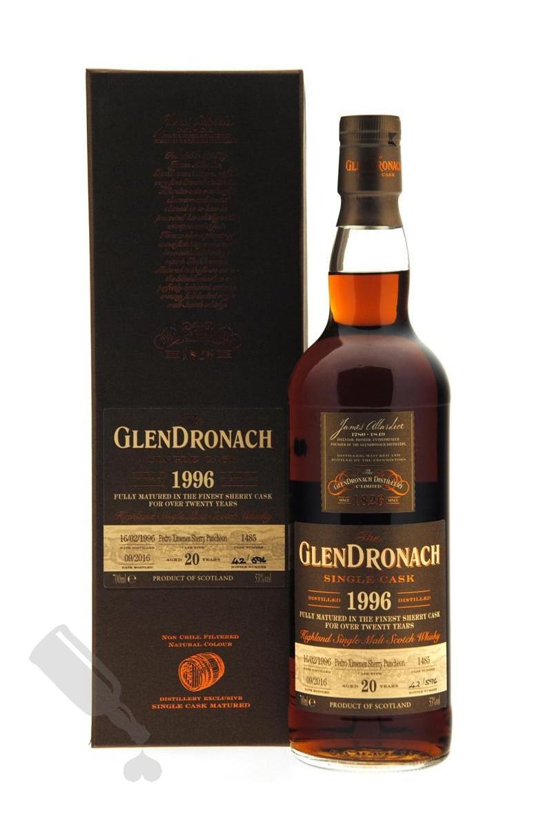 GlenDronach 20 years 1996 - 2016 #1485
