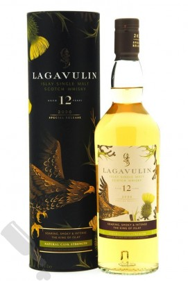 Lagavulin 12 years 2020 Special Release