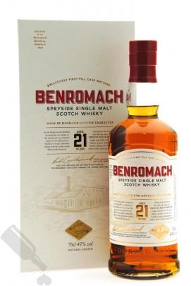 Benromach 21 years
