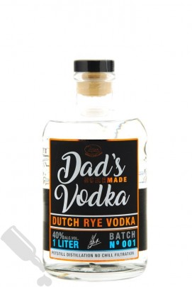 Zuidam Dad's Homemade Vodka 100cl