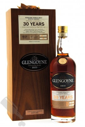 Glengoyne 30 years 2018 Limited Release