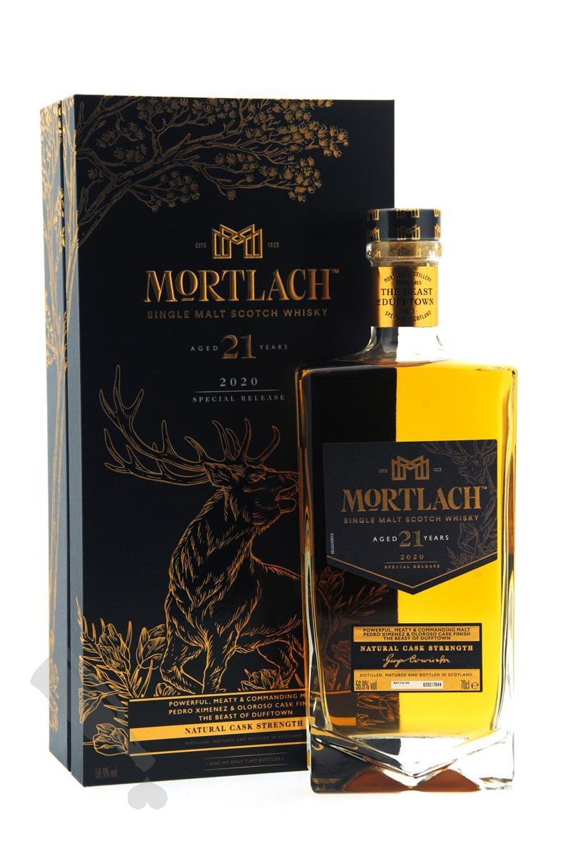 Mortlach 21 years 2020 Special Release
