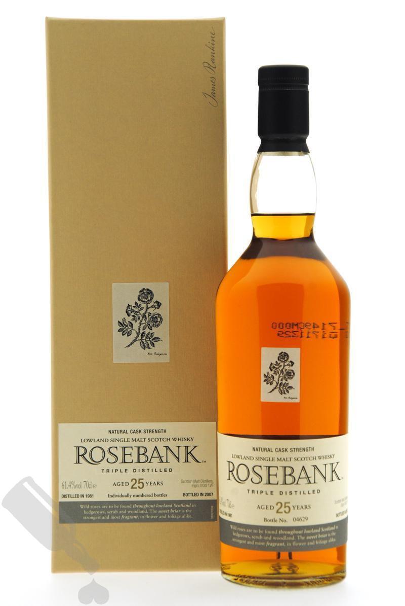 Rosebank 25 years 1981 - 2007
