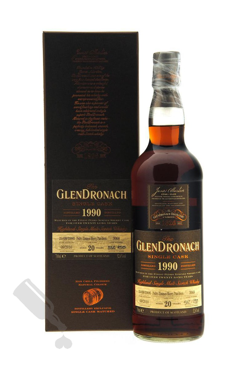 GlenDronach 20 years 1990 - 2010 #3068