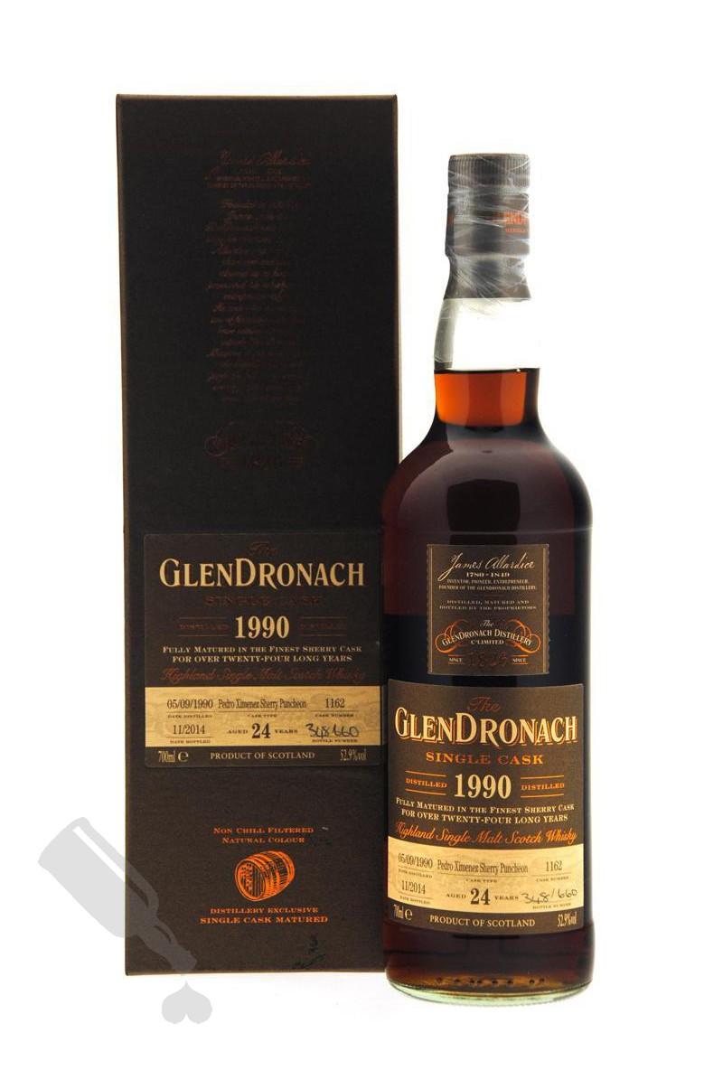 GlenDronach 24 years 1990 - 2014 #1162