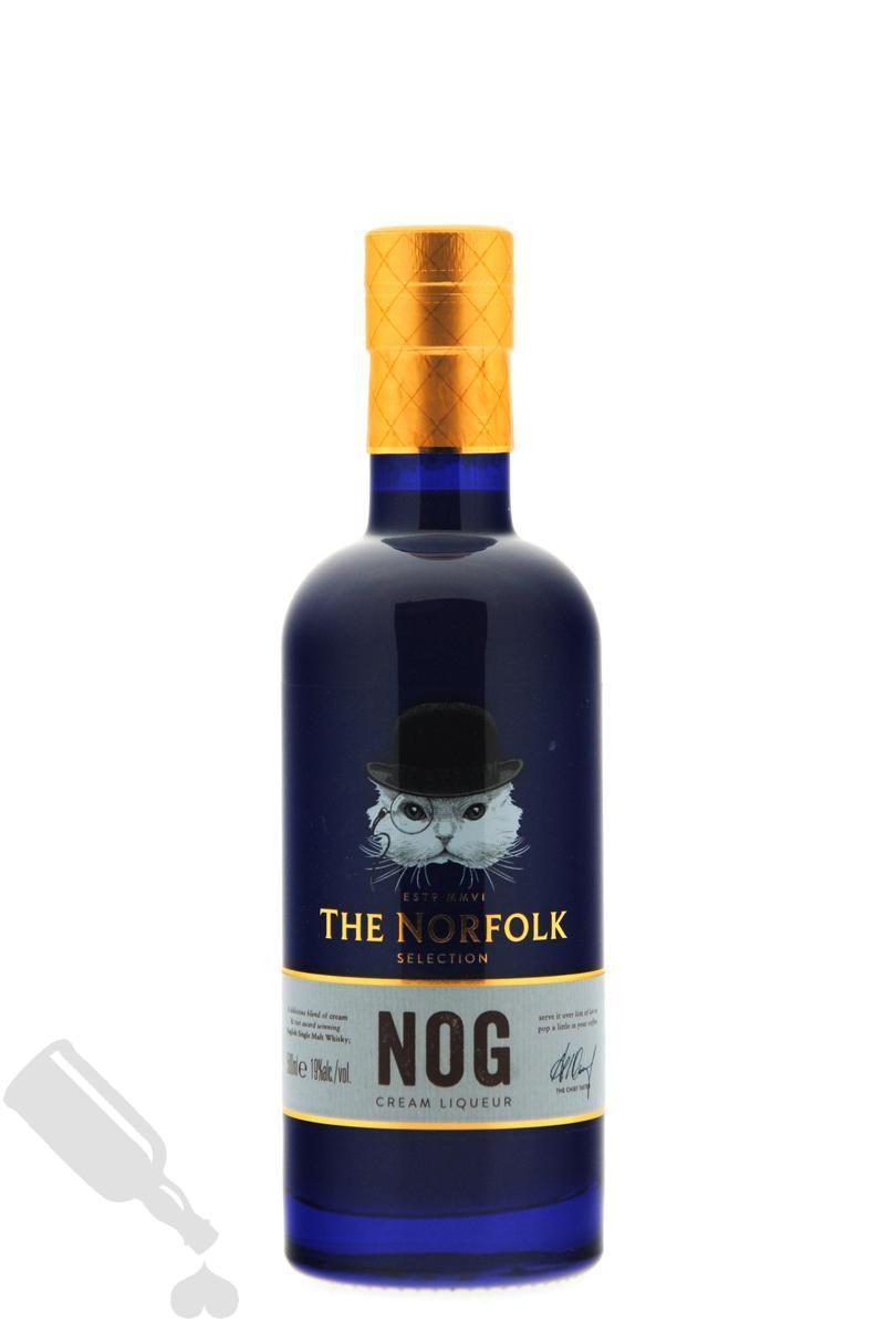 The Norfolk Selection NOG Cream Liqueur 50cl order online Passion for Whisky