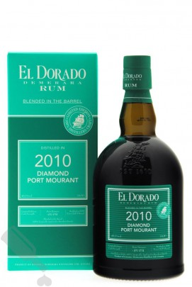 Diamond Port Mourant 2010 - 2019 El Dorado