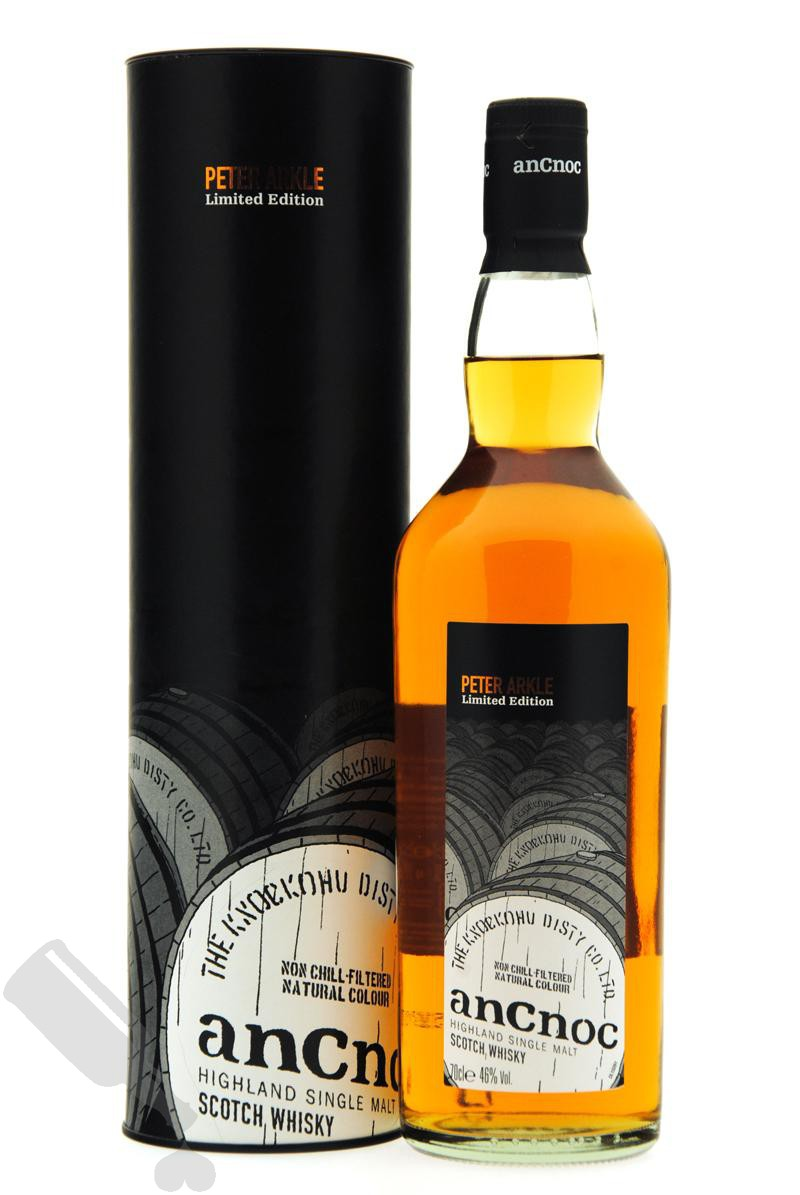 AnCnoc Peter Arkle Limited Edition No.2