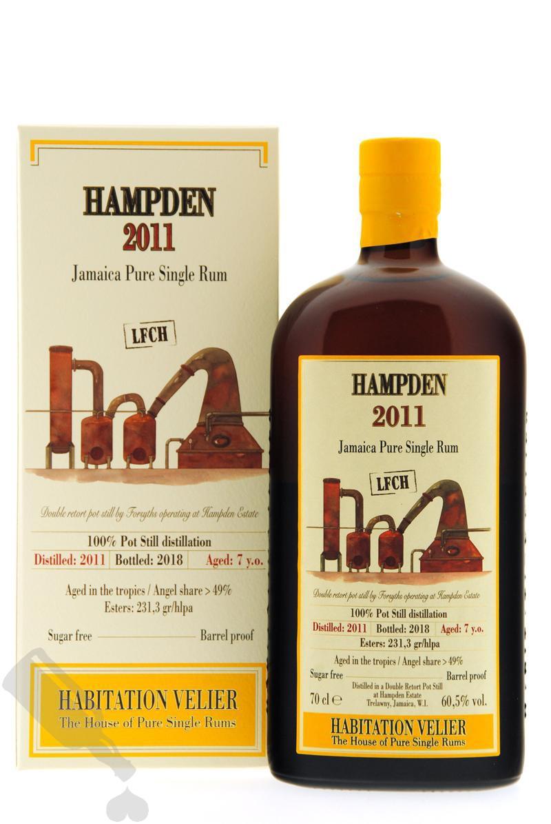 Hampden 7 years 2011 - 2018 LFCH Habitation Velier