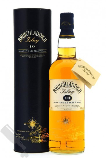 Bruichladdich 10 years - Old Bottling