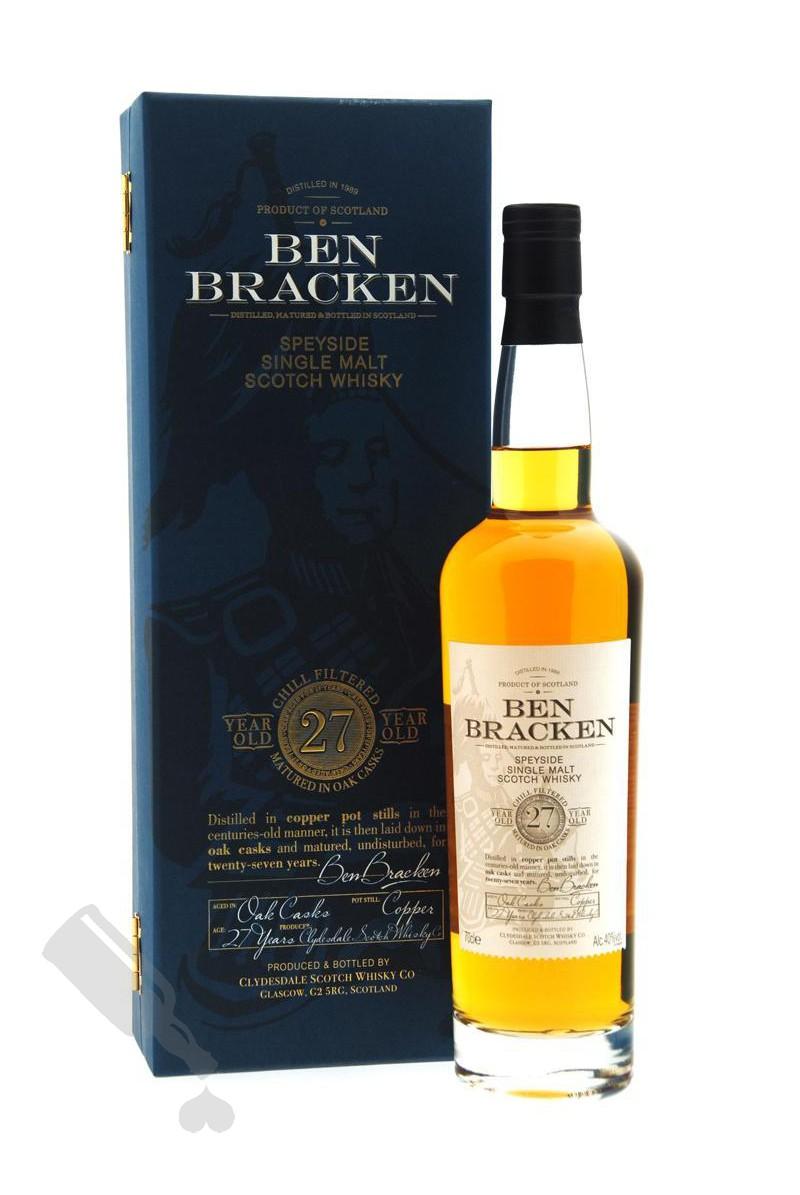 Ben Bracken 27 years 1989 - 2016