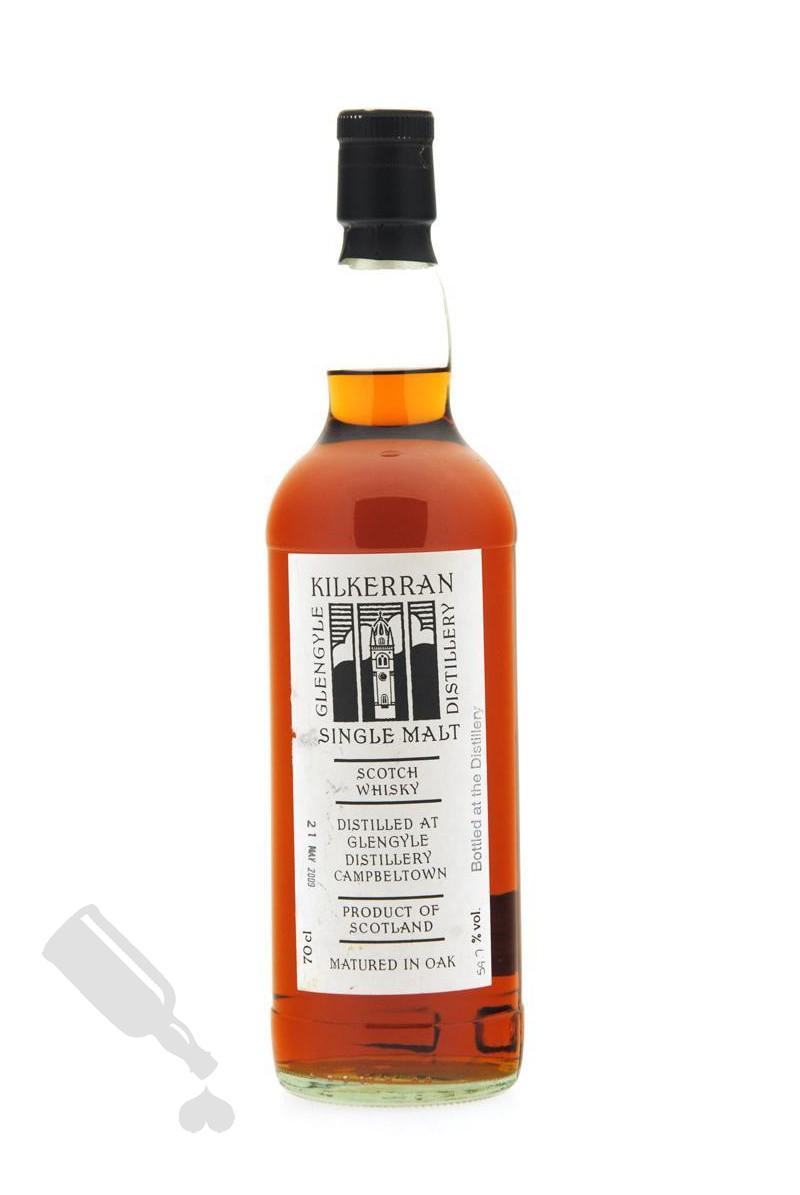Kilkerran 2004 - 2009 Bottled at the Distillery