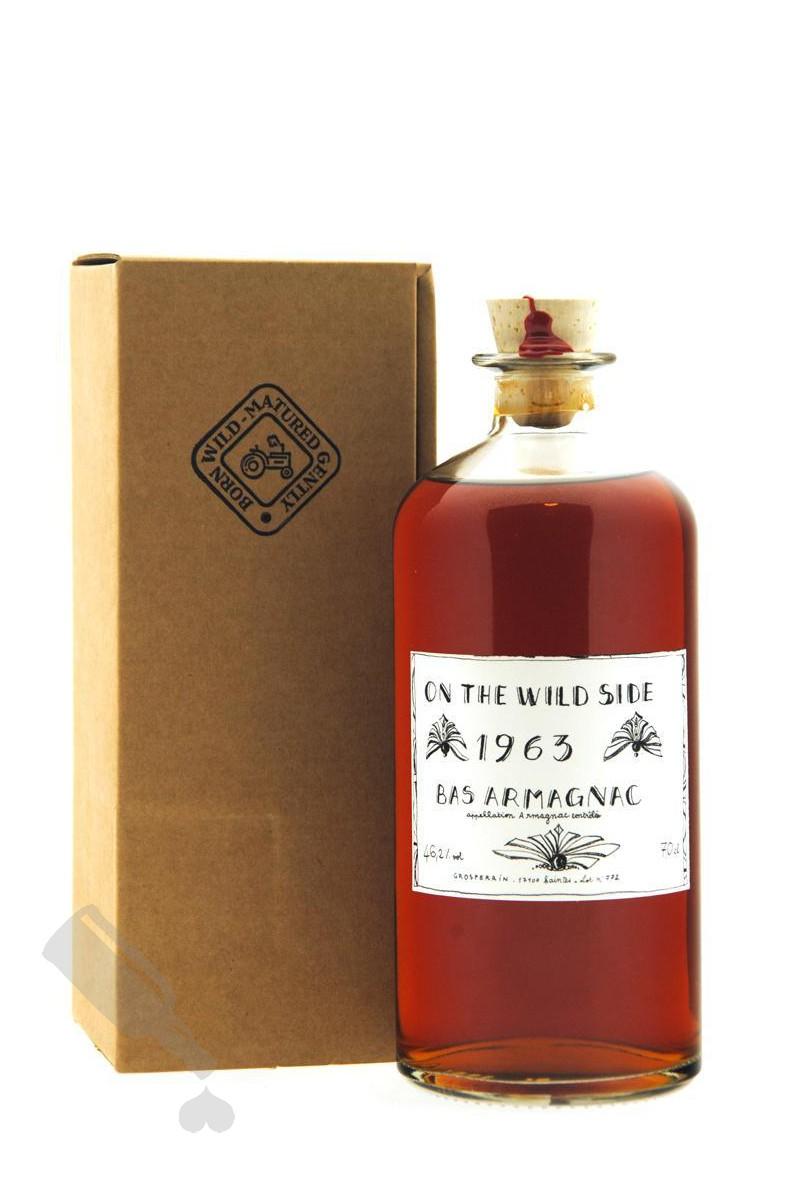 Grosperrin Bas Armagnac 1963 - 2020 On The Wild Side