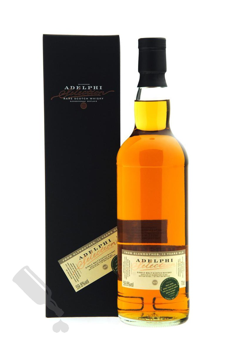 Glenrothes 13 years 2007 - 2021 #10236