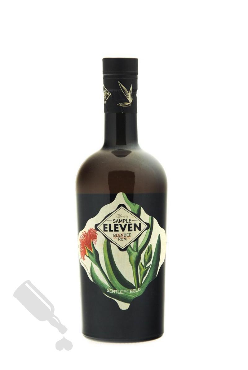 Sample Eleven Rum