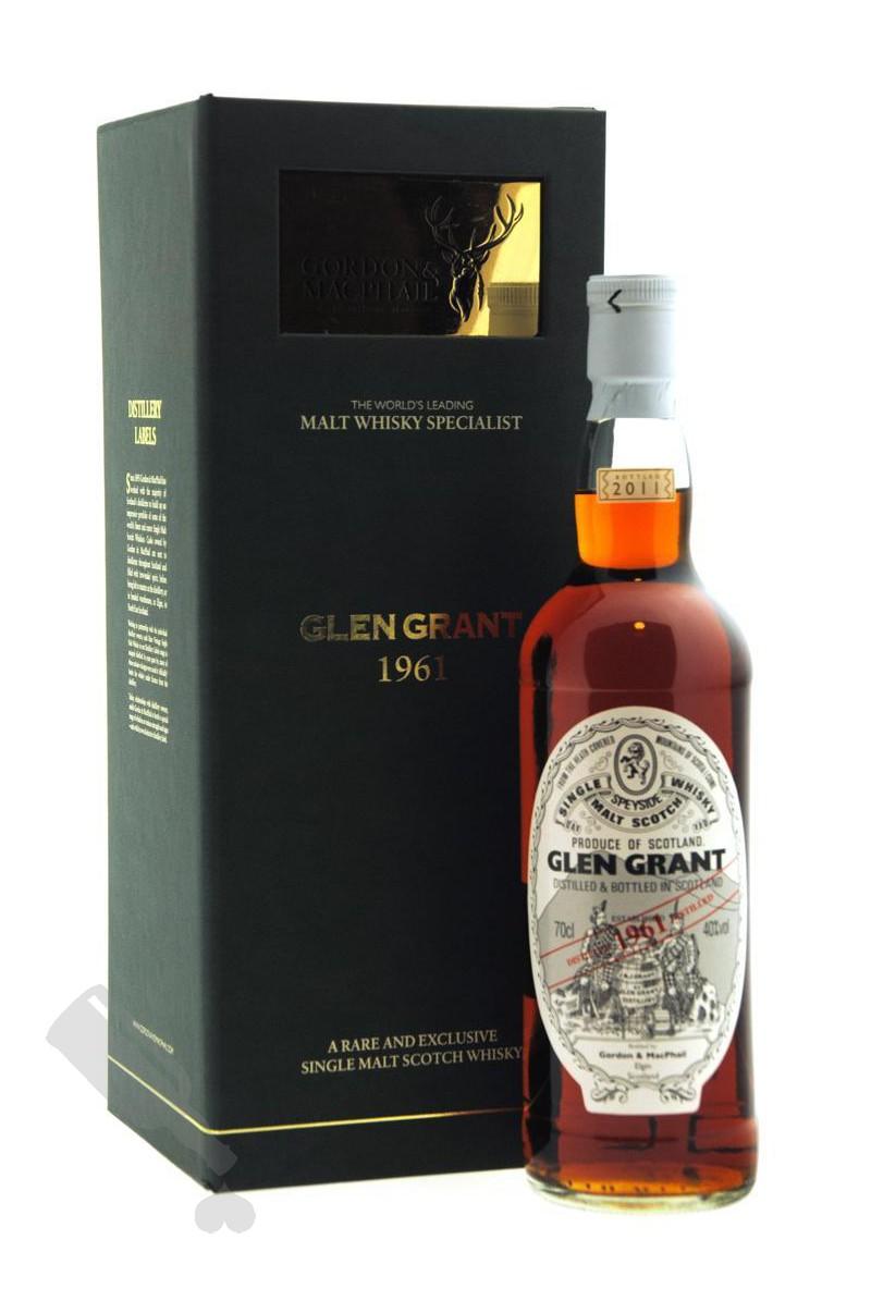 Glen Grant 1961 - 2011 #6201