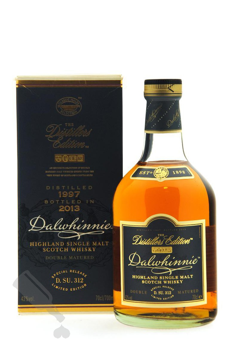 Dalwhinnie 1997 - 2013 The Distillers Edition