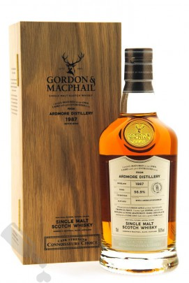 Ardmore 30 years 1987 - 2018 Cask Strength