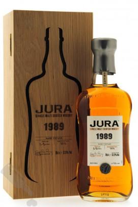Jura 1989 - 2019 Rare Vintage