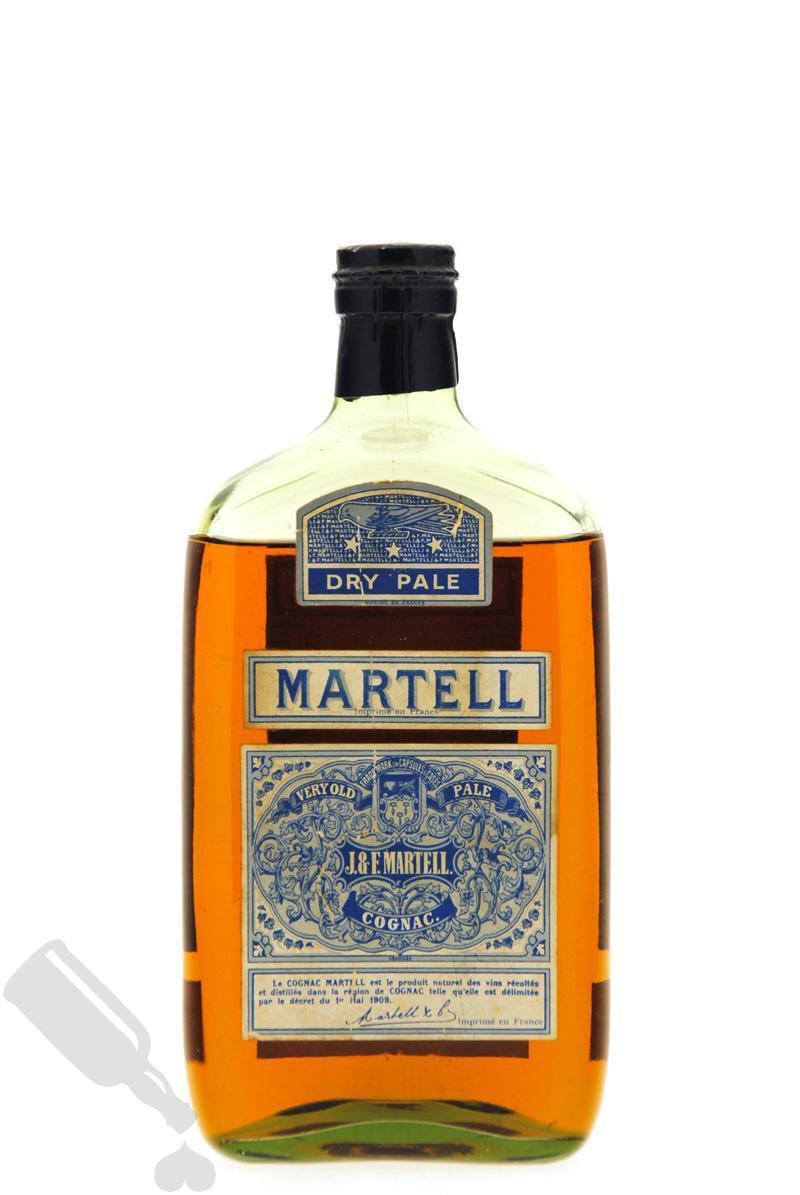 Martell Dry Pale - 1950's Bottling
