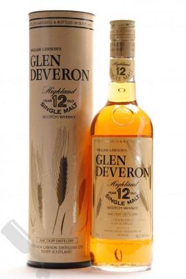 Glen Deveron 12 years 75cl - Old Bottling