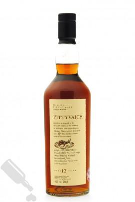 Pittyvaich 12 years Flora & Fauna