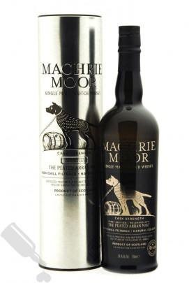 Arran Machrie Moor Cask Strength First Edition Released 2014