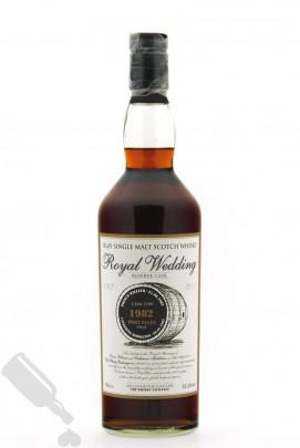 Port Ellen 1982 - 2011 #2290 Royal Wedding Reserve