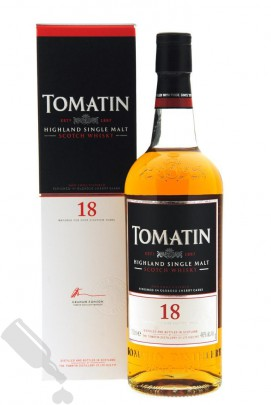 Tomatin 18 years - Old Bottling