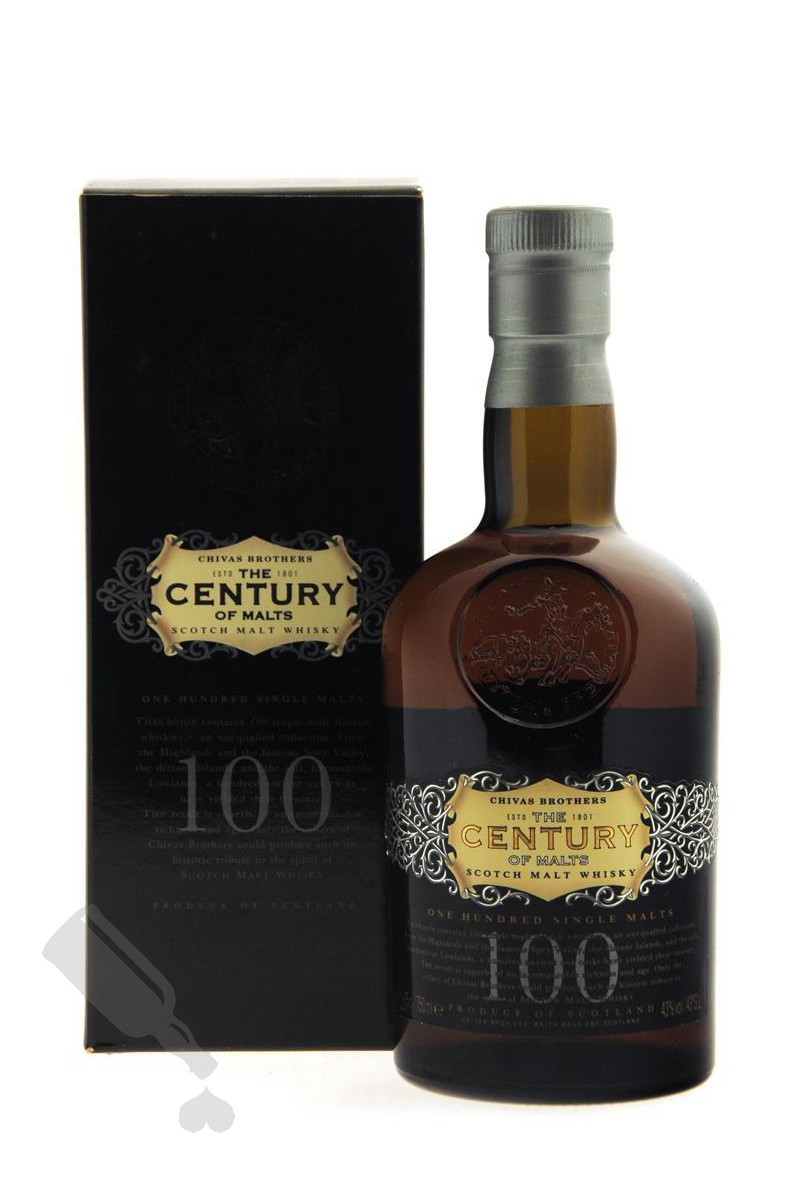 Chivas Brothers The Century Of Malts 75cl
