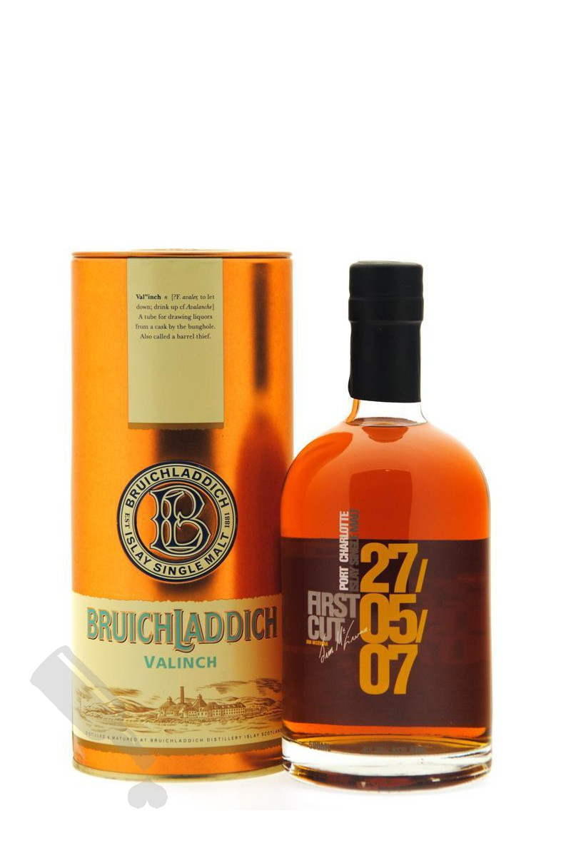 Port Charlotte Valinch First Cut 50cl