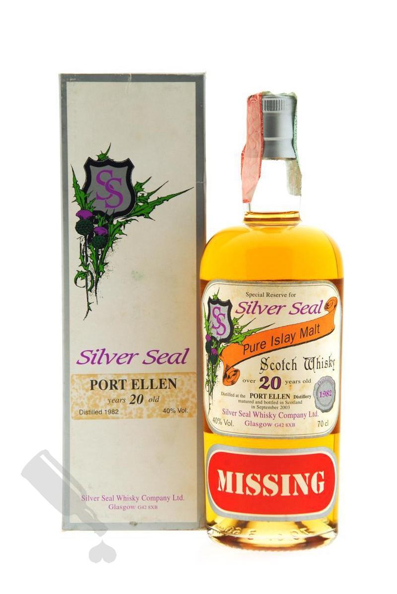 Port Ellen 20 years 1982 - 2003 Missing