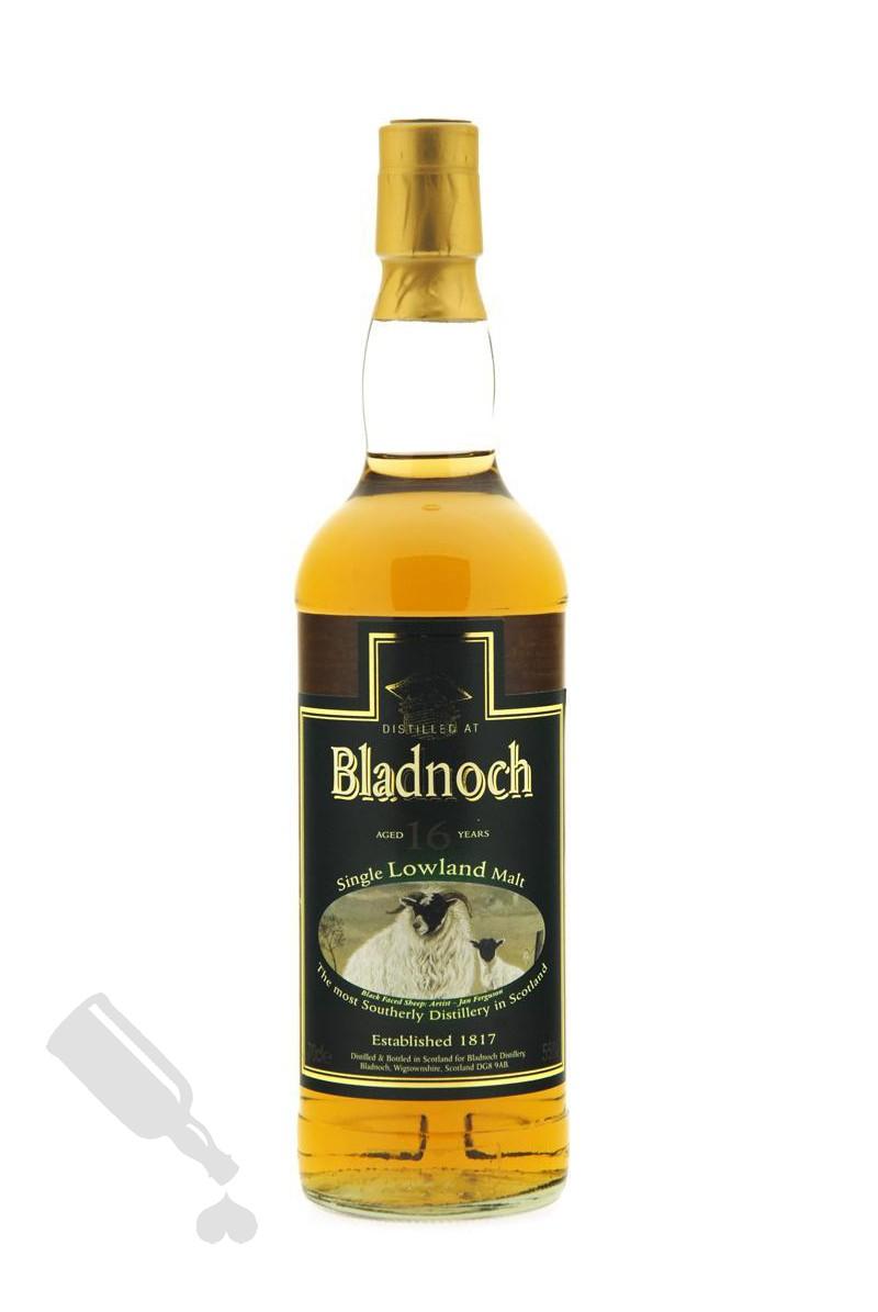 Bladnoch 16 years Sheep Label