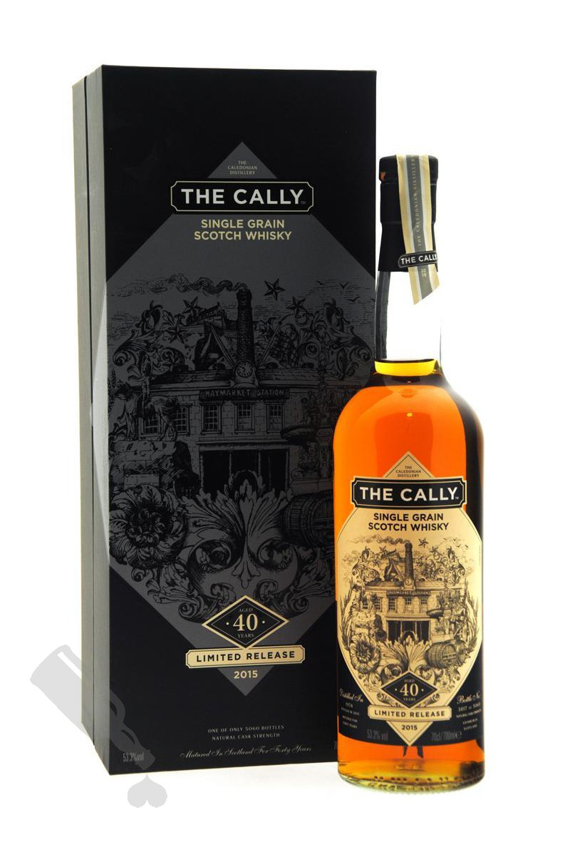 Caledonian The Cally 40 years 1974 - 2015 Limited Release