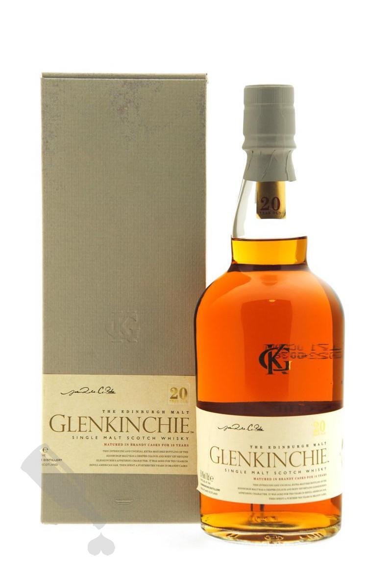 Glenkinchie 20 years