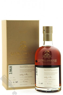 Glenglassaugh 45 years 1968 - 2014 #1601 Rare Cask Release Batch 1