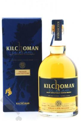 Kilchoman 2006 - 2010 #2006/81 Single Cask Release