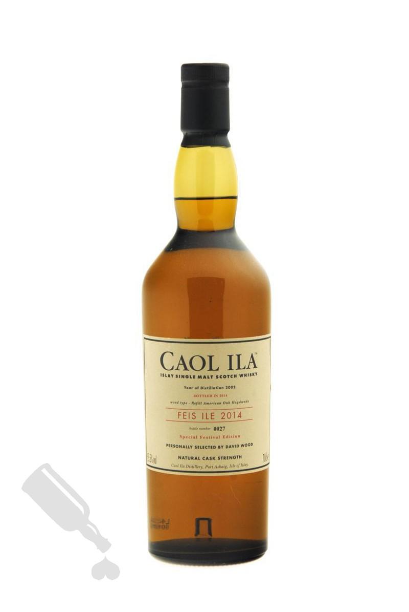Caol Ila 2002 - 2014 Feis Ile 2014