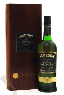 Jameson Rarest Vintage Reserve 2007 Edition