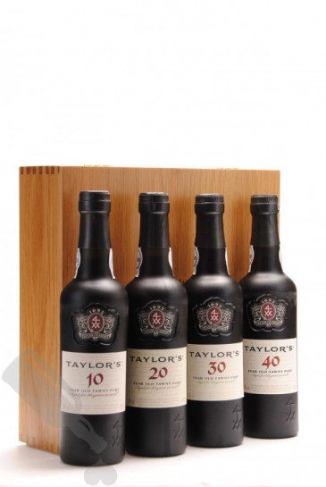 Taylor's Century Of Port - Giftpack