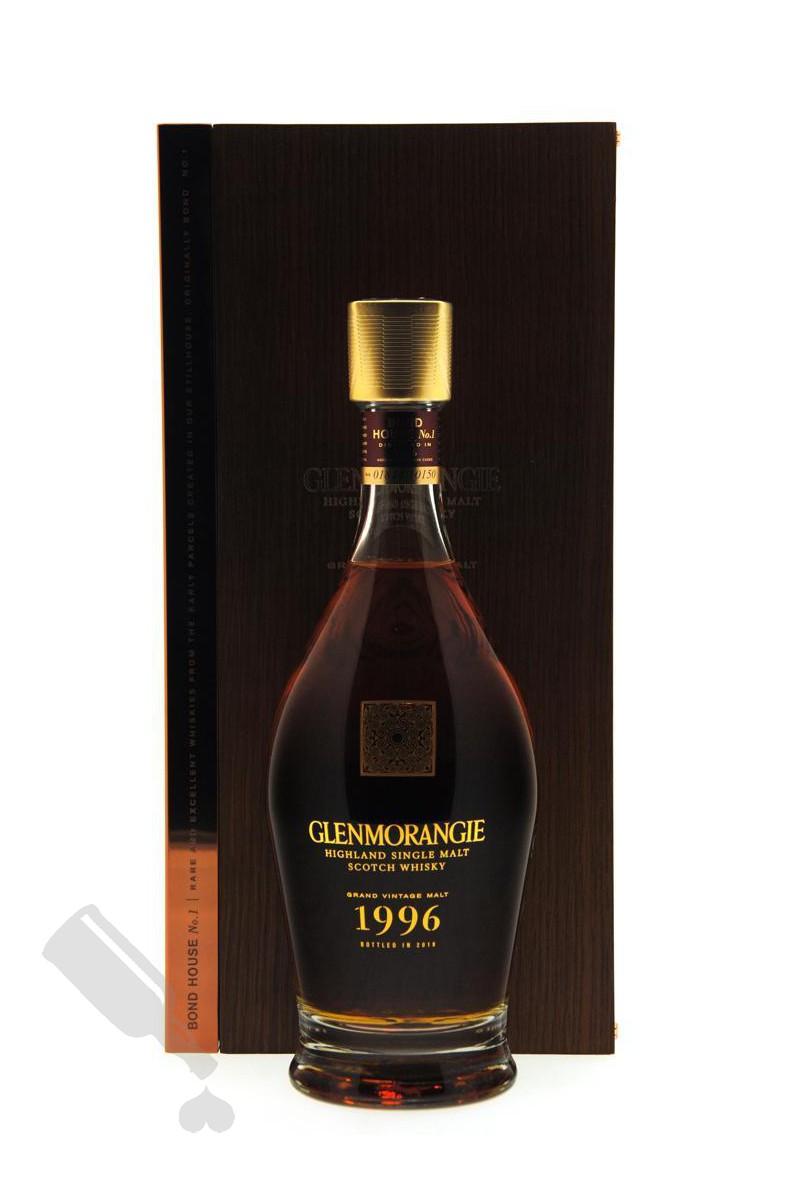 Glenmorangie 1996 - 2019 Grand Vintage Malt