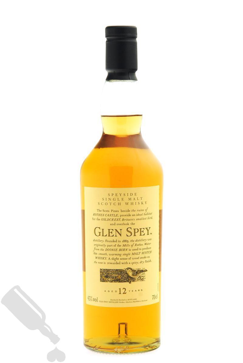 Glen Spey 12 years Flora & Fauna