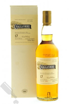 Cragganmore 17 years 1988 - 2006