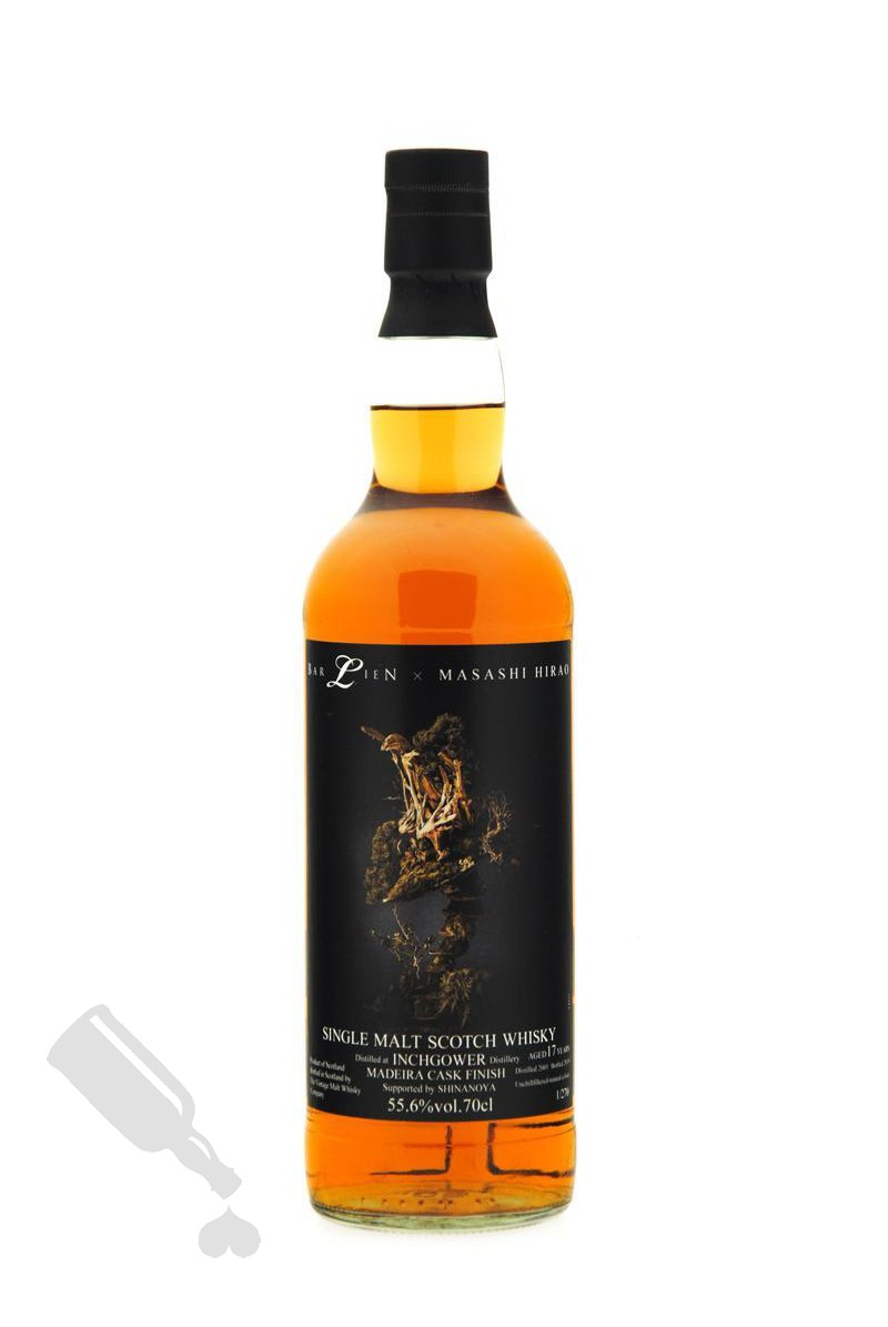 Inchgower 17 years 2001 - 2019 Madeira Cask Finish