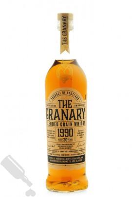 The Granary 30 years 1990 - 2021